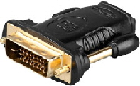 HDMI-DVI D adapter
