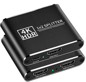 HDMI Splitter 2v 4K30Hz