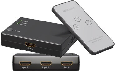 HDMI Switch 3v