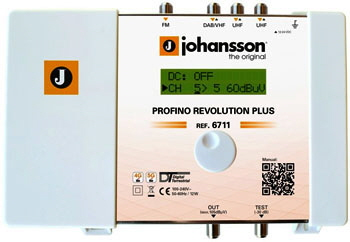 Johansson Profino Revolution Plus 6711